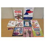 Vintage Mad Magazines, Chevrolet Muncie  Atlas LOT