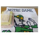 Notre Dame & Misc Towels