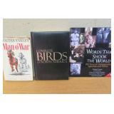 Birds Of North America , Man O War, Words That Sho