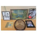Lot of Art, Pictures & Frames