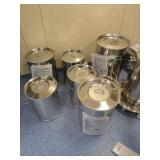 (7) Preparation Vessels (Loc: UK)