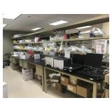 Chemical Resistant Top Lab Benches