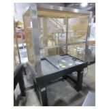 Vibration Table with Faraday Cage