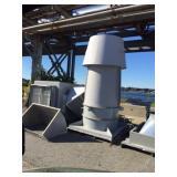 Strobic Air Tri-Stack  Fume Exhaust Fan