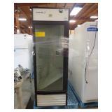 Single Glass Door Refrigerator