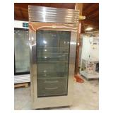 Built In Glass Door Refrigerator