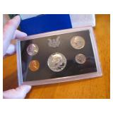 1968S US Proof Coin Set (40% Silver Kennedy Half)