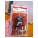 2006 Topps Tom Brady Collectors Card (Mint 9)