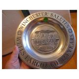 Vtg Winchester Salutes Wells Fargo & Co 125 Years
