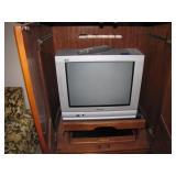 "Older Panasonic Television 21"""