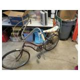 "Vintage Huffy Super Stock Girls 20"" Bicycle"