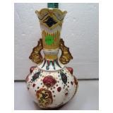 """Vintage 9"""" Pottery Vase"""