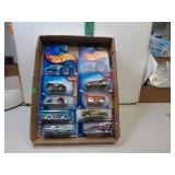 8 Hot Wheels (New in Pkg)