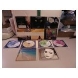 10 CDs Phantom of the Opera, Yoga Meditations,
