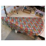 "VERY NICE 70"" Round Tablecloth"