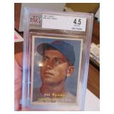 Dee Fondy Graded Card