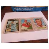 3 Russ Snyder(from Nelson Nebraska) Baseball Cards