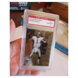 Warren Moon Graded Card