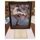 Sandy Koufax Signed 8 x 10