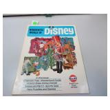 1970 Wonderful World of Disney Travel Book by Gulf
