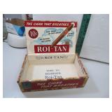 Vintage Rio-Tan Cigar Box