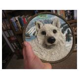Bradford White Wolf 2nd Edition Plate 8""