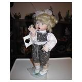 Porcelain Doll Jan Goodyear 15&1/2""