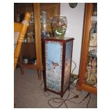 NICE Danbury Mint Light Up Stand and Vase