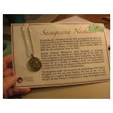 Sacagwea Necklace