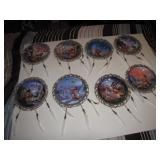8 Piece Sacred Circle Wall Decor