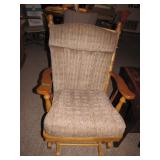 Rocking Chair Bring help to load during