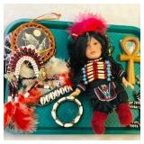 Vintage Native American  lot