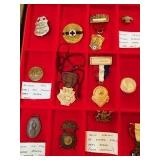Antique Military & other assorted Memorabilia lot