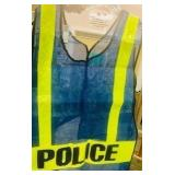 Safety Reflective Police Law Enforcement Vest
