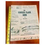 dated 1953 The Powder Flask reference Book