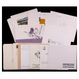 A COLLECTION OF MIGRATORY WATERFOWL STAMP PRINTS