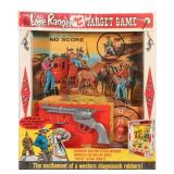 LONE RANGER STAGECOACH ROBBERY POP UP TARGET GAME