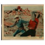 A LONE RANGER ARCHIVE OF PHOTOS, COMICS & RELATED