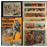 LONE RANGER AND THE LOST CITY OF GOLD LOBBY CARDS