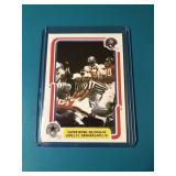 RARE 1980 Fleer Dallas Cowboys Super Bowl XII win