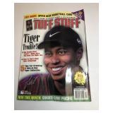 Dec 2000 Tuff Stuff with Tiger Woods