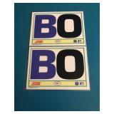 90 BO BAT CARD 2X