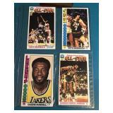 1967-77 NBA X4