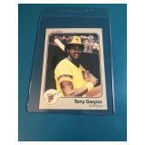 1983 Fleer Tony Gwynn Rookie