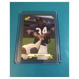 Classic Bo Jackson Baseball/football card