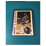 1978-79 Topps Norm Nixon ROOKIE CARD  Los Angeles