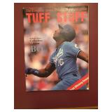 Tuff Stuff Sports Guide June 1990 Bo Jackson Cover