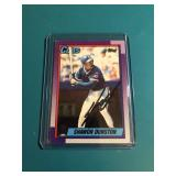 Shawn Dunston Signed Card