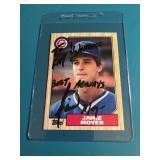 Jamie Moyer Signed Card