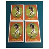 4 Greg Olsen Rookies